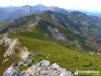 Ancares lucenses; viaje Puente noviembre; hacer senderismo en madrid clubes de montaña madrid